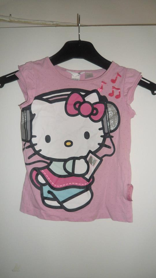 tee-shirt hello kitty 0183