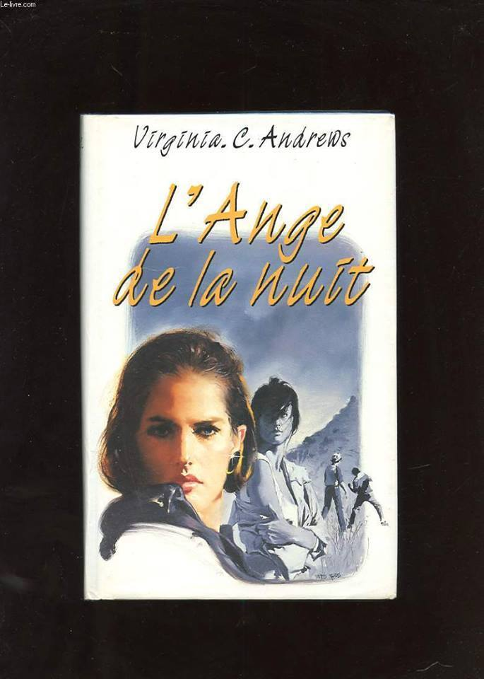 L' ange de la nuit Virginia C Andrews 0491