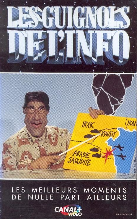 les guignols de l' info canal plus video 4 1000