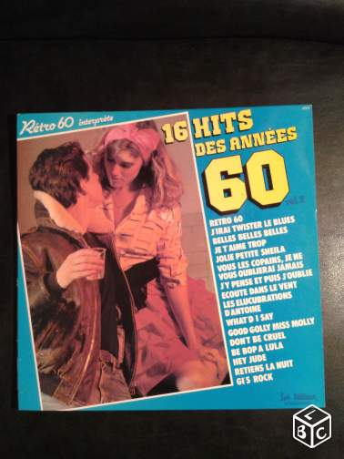 retro 60 interprete 16 hits des annees 60 vol.2 0376