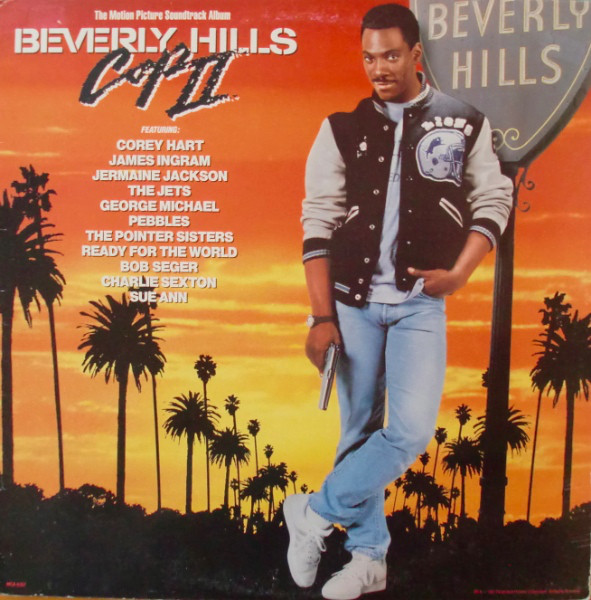 Various ‎– Beverly Hills Cop II (The Motion Picture Soundtrack Album) 0345