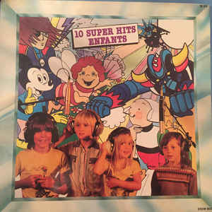 various ‎– 10 super hits enfants 0335