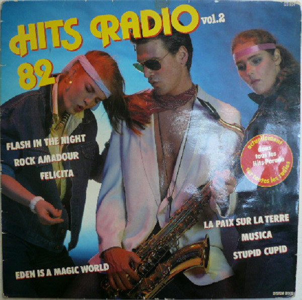 Love And Music ‎– Hits Radio 82 Vol. 2 0362