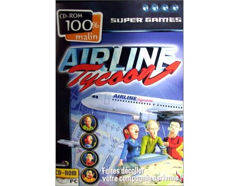 Jeux PC Airline Tycoon Evolution 0530