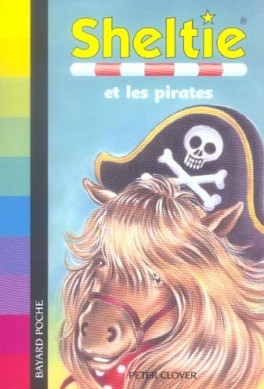 Sheltie tome 25 : Sheltie et les pirates 1038